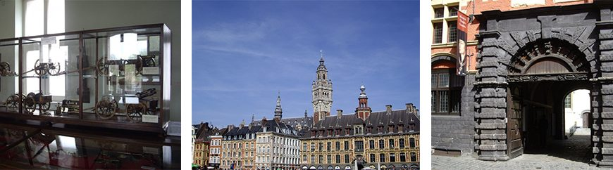The History of Lille through the Canonniers: En defense de Lille