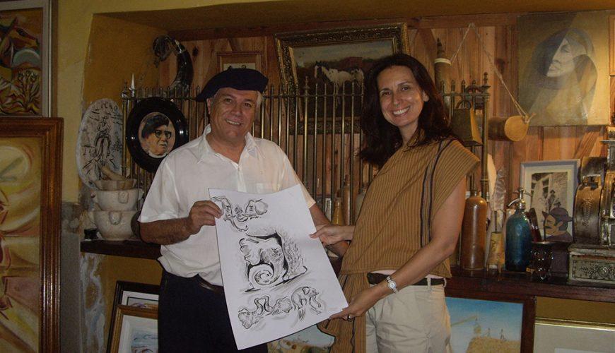 Llegaron! Entrevista a Miguelangel Gasparini, por Patricia C Prada Jimenez