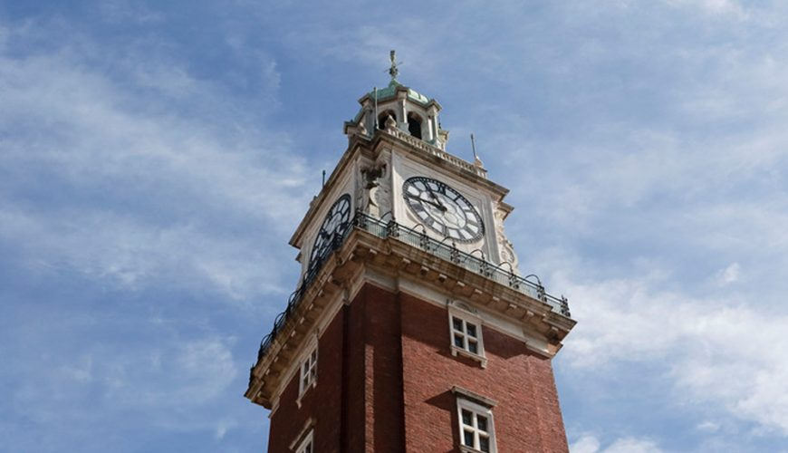 NEW Blog, Torre de los Ingleses in Buenos Aires, a gift by the British Community
