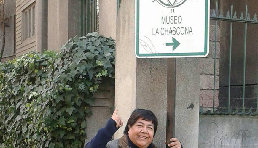 Ronquidos en la Chascona, por Gladys Mercedes Acevedo