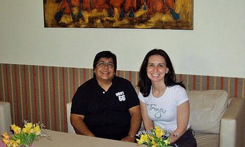 Entrevista a la escritora y artista Gladys M Acevedo - Elephant Minds