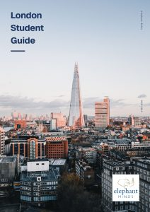 London student guide Laura last photo cover