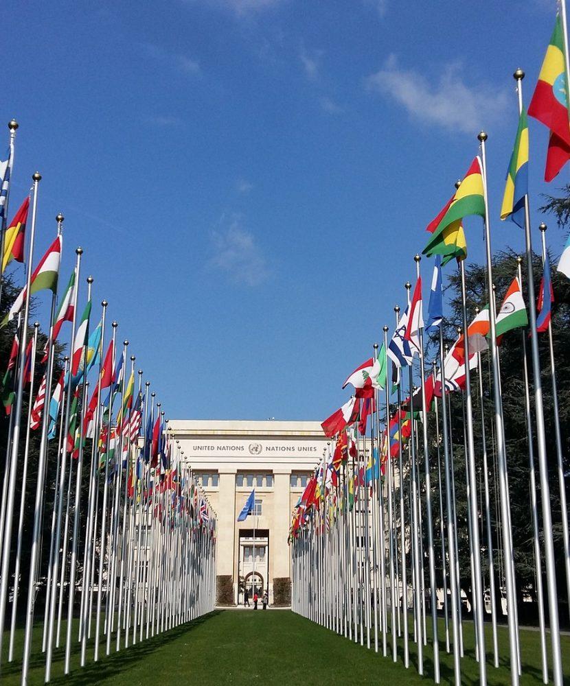 NEW Blog: The English Language and International Relations