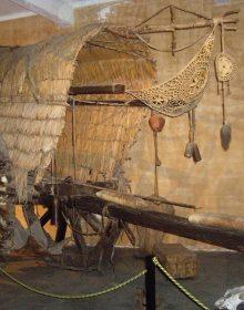El museo preservador de la historia y el patrimonio