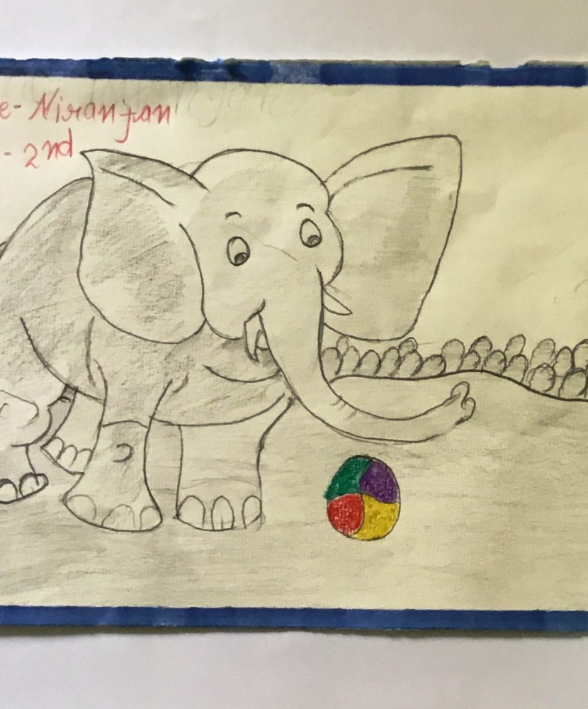 An Elephant for a Book