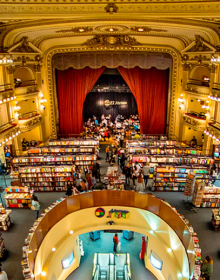 A reading tour to Argentine Literature in 15 books